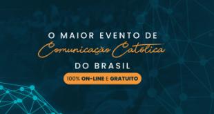 Mutirão de Comunicação 2021 será online.